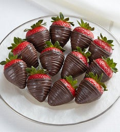 Berrylicious Dark Chocolate Strawberries