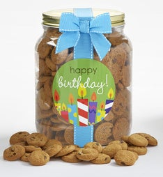 Its Your Birthday Chocolate Chip Cookie Jar