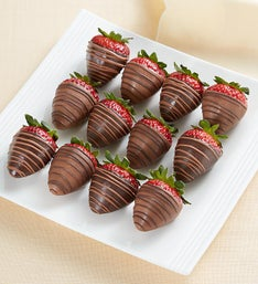Berrylicious Sugar Free Dipped Strawberries