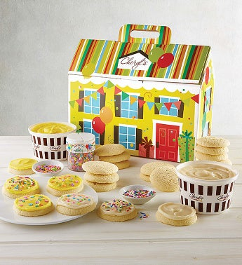 Cheryls Birthday Cut-out Cookie Decorating Kit