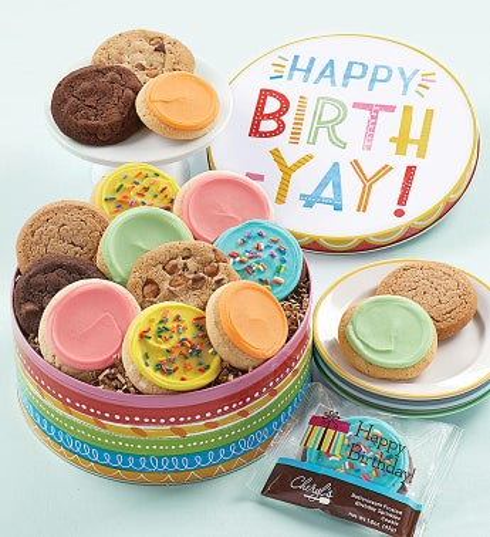 Birthday Gift Tin - Create Your Own Assortment