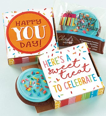 Happy YOU Day Cookie Card