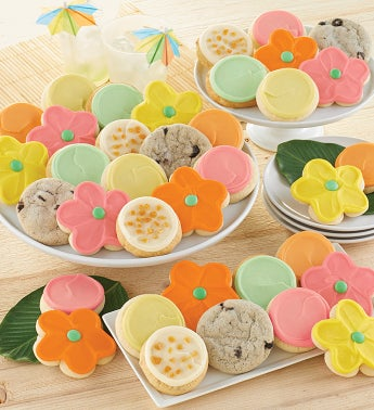 Buttercream Frosted Summer Flavors Bow Box