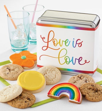 Love is Love Gift Tin