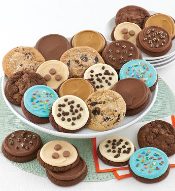 Chocolate Cookie Sampler