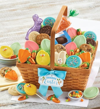 The Ultimate Cheryls Easter Gift Basket Grand