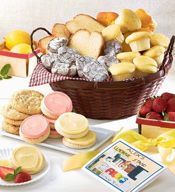 Alex39s Lemonade Stand Gift Basket
