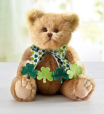 Bearington St Patricks Bear