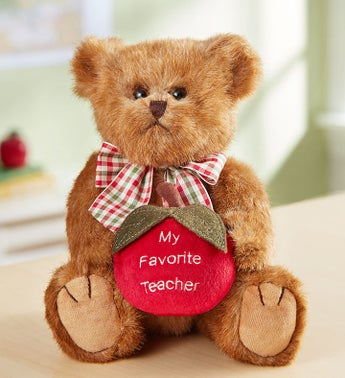 Bearington Favorite Teacher Bear