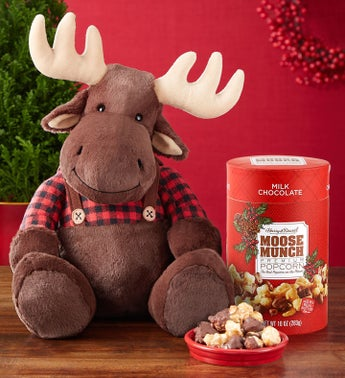 Harry  David Jasper The Moose  Moose Munch