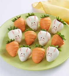 Hoppy Easter Dipped Strawberries