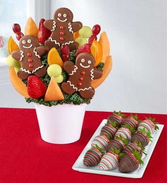 Pineapple Gingerbread Treat