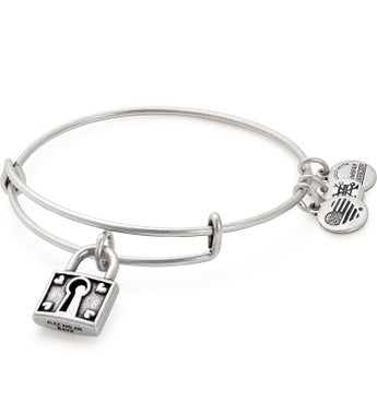 Alex  Ani Unbreakable Love Bangle