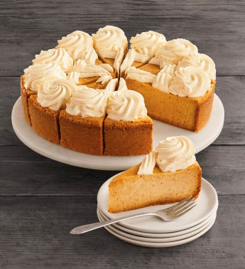The Cheesecake Factory174 Pumpkin Cheesecake - 10
