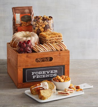 34Forever Friends34 Gift Basket