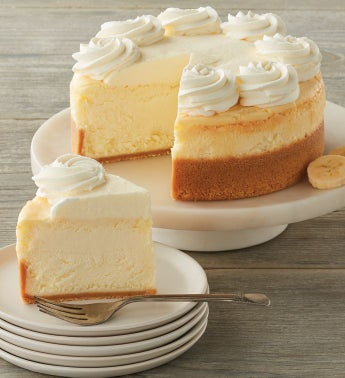 The Cheesecake Factory174 Banana Cream Cheesecake - 734