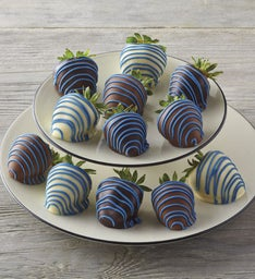 Chocolate-Covered Strawberries for Him