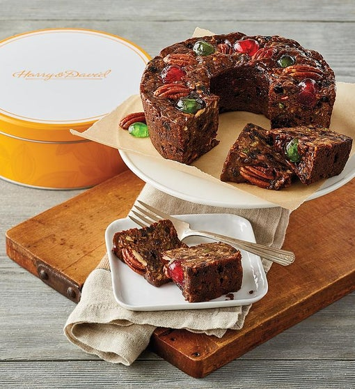 Traditional Fruitcake - 2 Pounds