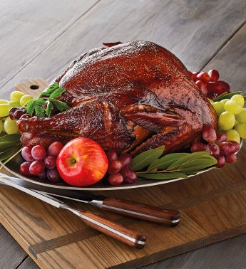 Naturally Smoked Turkey