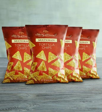 Multigrain Chips - 4 Pack