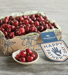 Father's Day Plump-Sweet Cherries