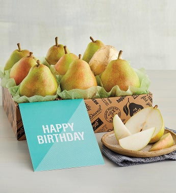 Birthday Royal Riviera174 Pears Gift Box