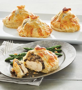 Chicken Wellington Entr233es