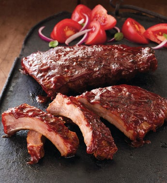 Precooked Baby Back Pork Ribs