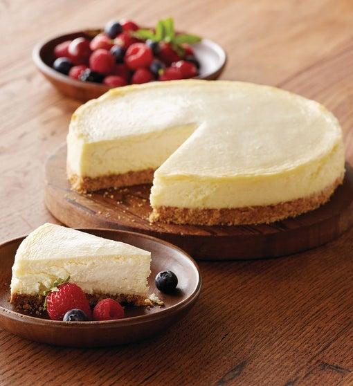 Signature New York-Style Cheesecake