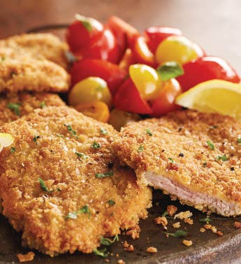 Veal Cutlets - Sixteen 4-Ounce Cutlets