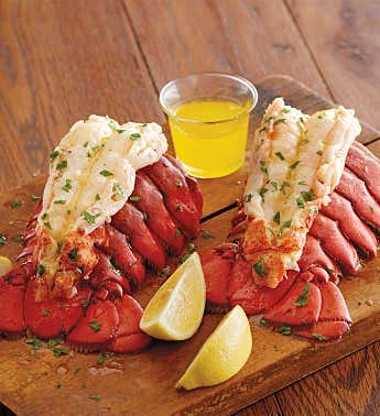 Cold-Water Lobster Tails