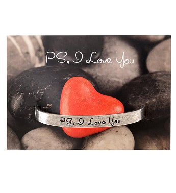 Quotable Cuff - PS I Love You