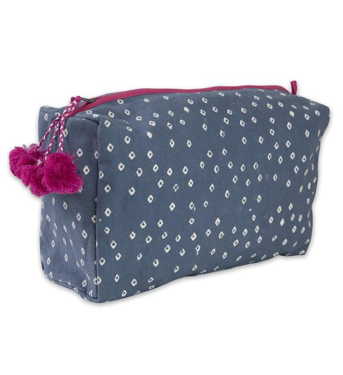 Printed Toiletry Bag