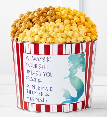 Tins With Pop Mermaid