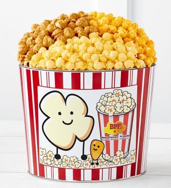Tins With Pop I Love It When You Call Me Big Popcorn