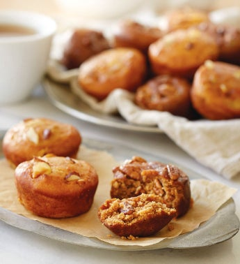Gluten Free Maple  Almond Muffin Duo