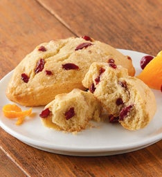 Cranberry Orange Scone, 2-Packs