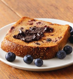 Maine Blueberry English Muffin Bread