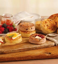 Create-Your-Own Signature English Muffins - Six Packages