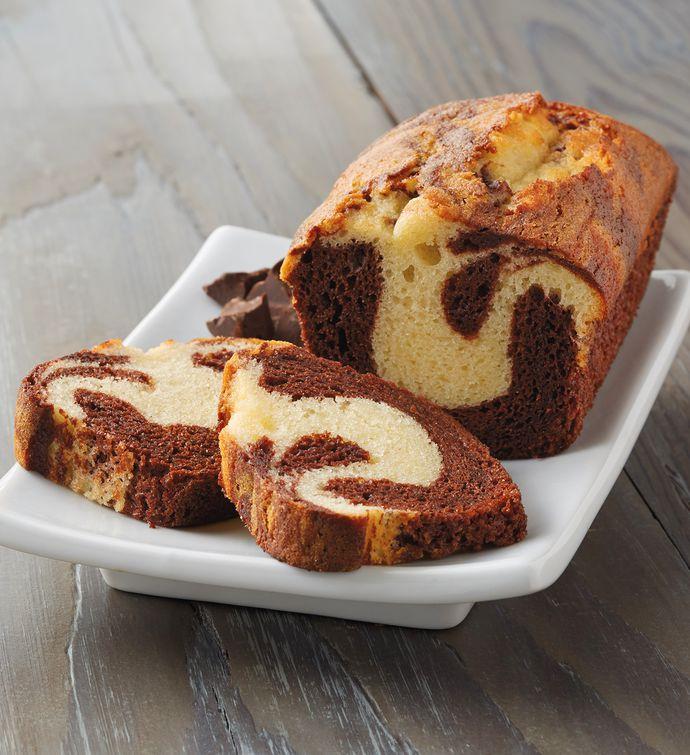 Chocolate Swirl Loaf Cake