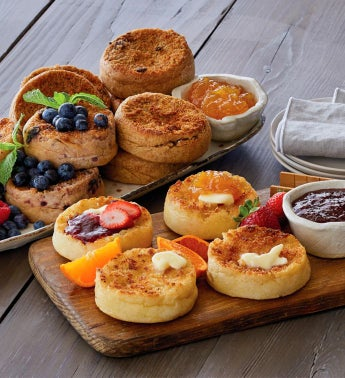 Create-Your-Own Super-Thick English Muffins - 12 Packages